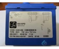 Блок управления Sit 503 EFD TYPE DVO (0.503.006)